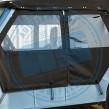 Trabant Kübel Seitenplane mit Reißverschluß