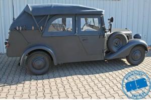 Mercedes-170V-Kübel-Verdeck