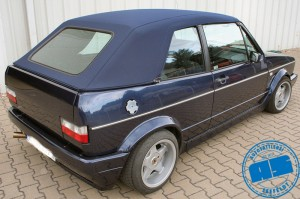 VW-Golf1-Cabrioverdeck