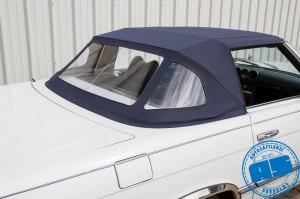 Mercedes-R107-Verdeck