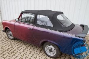 Trabant-Cabrio-Verdeck