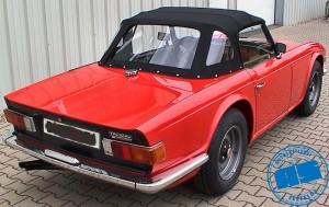 Triumph-TR6-Verdeck